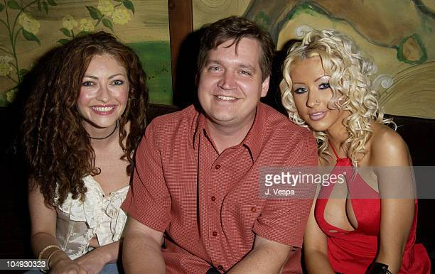 Rebecca Gayheart Keith Blanchard EditorinChief of Maxim and Christina Aguilera