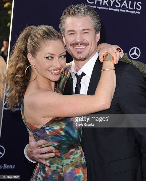Rebecca GayheartDane and Eric Dane attends the 9th Annual Butterfly Ball on June 5 2010 in Los Angeles California