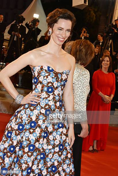 Rebecca Hall attends 'The BFG ' premiere during the 69th annual Cannes Film Festival at the Palais des Festivals on May 14, 2016 in Cannes, France....