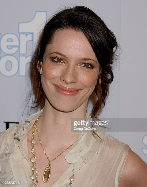 Rebecca Hall during 'Starter For 10' Los Angeles Premiere Arrivals at ArcLight Hollywood in Hollywood California United States