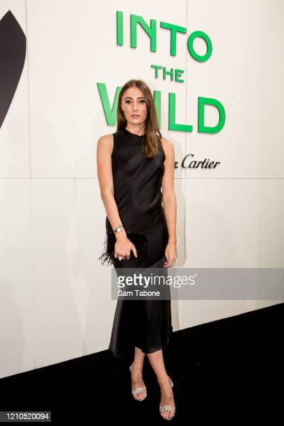 Rebecca Harding attends the Cartier Into The Wild Launch Event on March 05, 2020 in Melbourne, Australia.