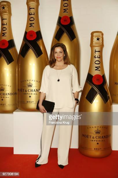 Rebecca Immanuel during the Moet Academy Night on March 4 2018 in Berlin Germany