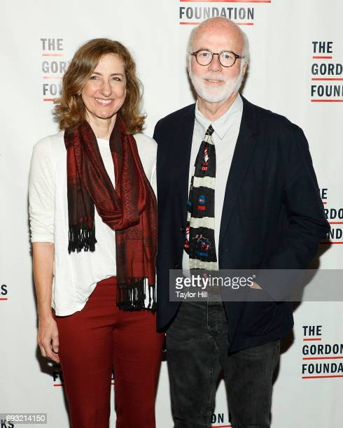 Rebecca Kennerly and David Hume Kennerly attend the 2016 Gordon Parks Foundation Annual Gala at Cipriani 42nd Street on June 6, 2017 in New York City.
