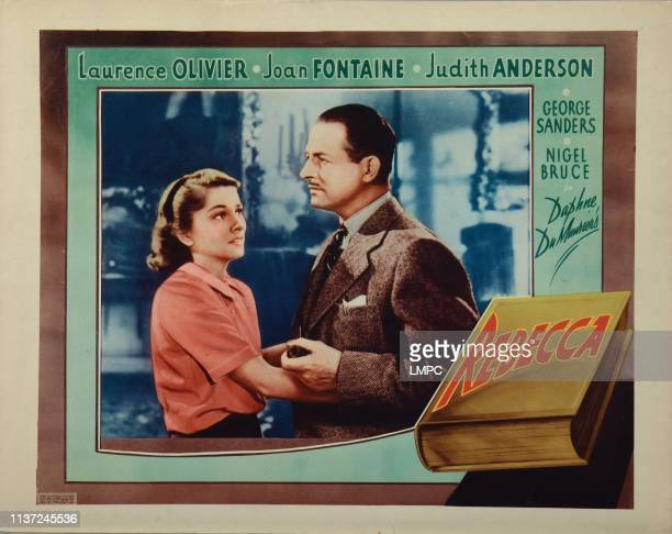 Joan Fontaine Reginald Denny 1940