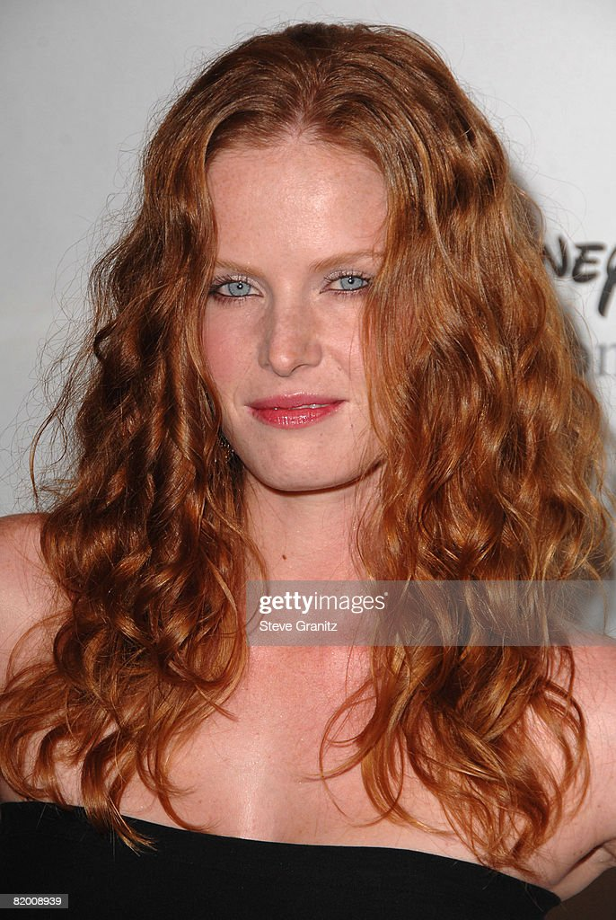 Rebecca Mader arrives at the Disney and ABC's 'TCA - All Star Party' on July 17, 2008 at the Beverly Hilton Hotel in Beverly Hills, California.