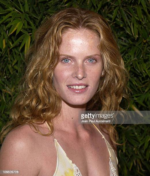 Rebecca Mader during Movieline's Hollywood Life Magazine Kickoff Party Sponsored by CirocSnap Frost Vodka Parasuco Jeans and The Unusual Suspects...