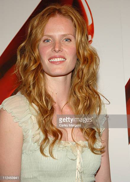 Rebecca Mader during 'The Devil Wears Prada' A Dinner and Private Auction Hosted by the St Regis Hotel May 23 2006 at St Regis Hotel in New York City...