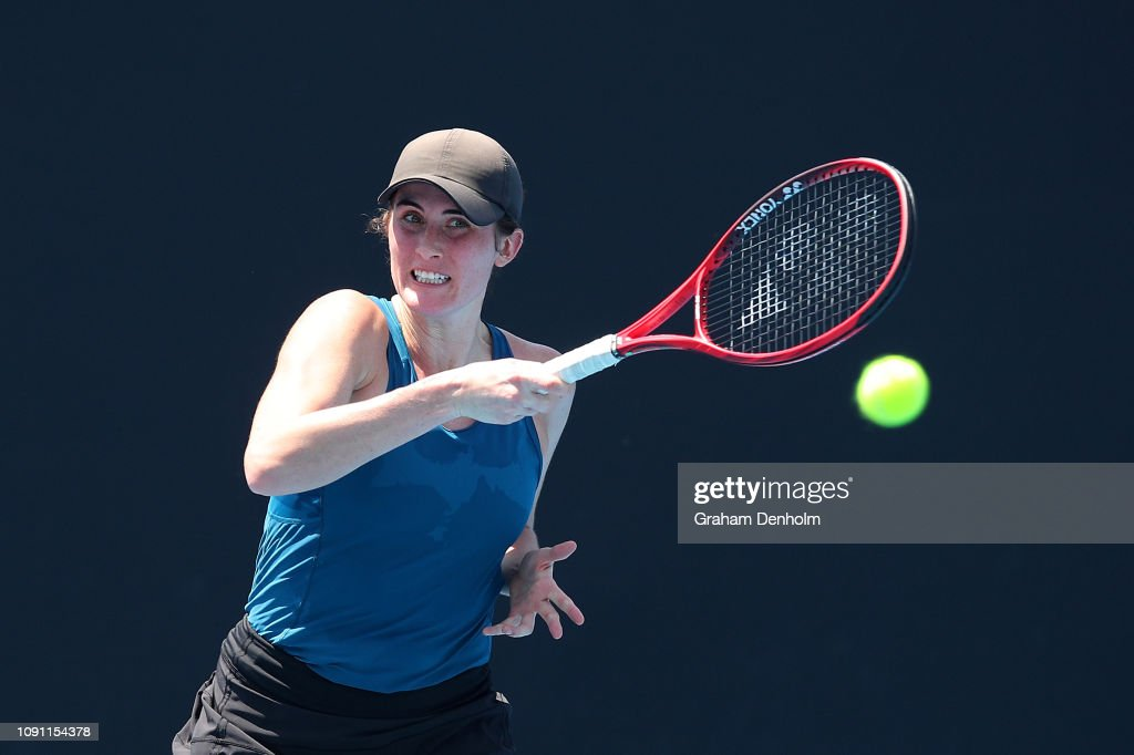 2019 Australian Open Qualifying - Day 1 : News Photo