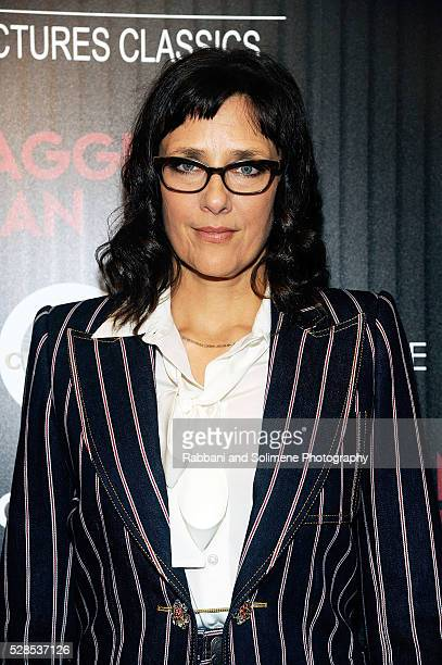 Rebecca Miller attends Montblanc And The Cinema Society With Mastro Dobel Kim Crawford Wines Host A Screening Of Sony Pictures Classics' Maggie's...