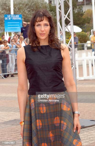 Rebecca Miller during 31st American Film Festival of Deauville The Ballad Of Jack And Rose Premiere September 5 2005 at CID in Deauville France