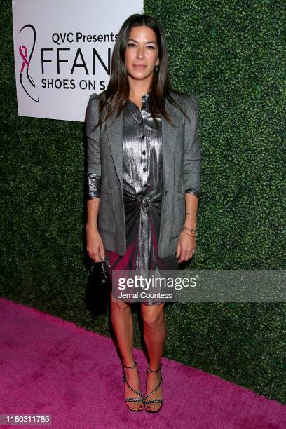 """Rebecca Minkoff attends the 26th Annual QVC Presents """"FFANY Shoes On Sale"""" Gala on October 10, 2019 in New York City."""