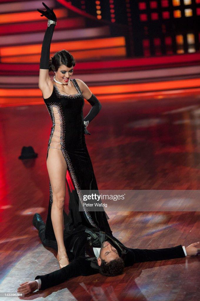 'Let's Dance' 7th Show : Nachrichtenfoto