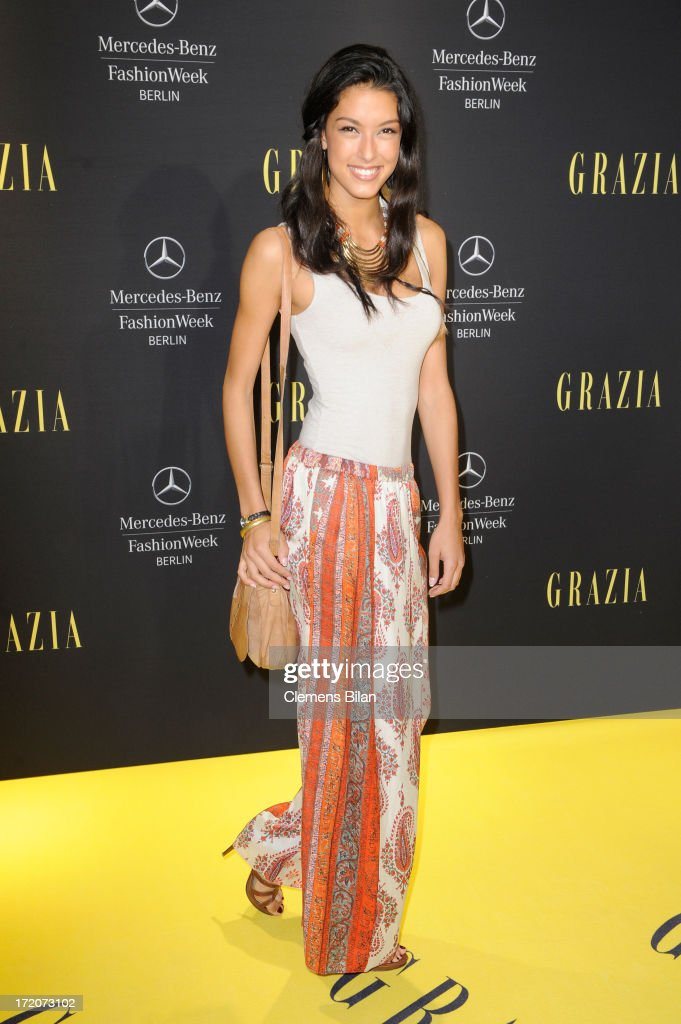 Mercedes-Benz Fashion Week Berlin Spring/Summer 2014 Preview Show by Grazia - Arrivals