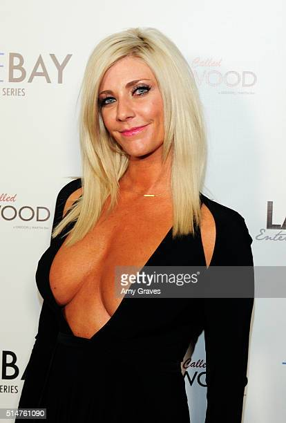Rebecca Olinicha attends the 5th Annual LANY Entertainment Mixer at St Felix on March 10 2016 in Hollywood California