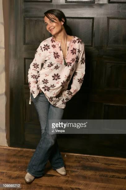 Rebecca Rigg during 2005 Sundance Film Festival Ellie Parker Portraits at Hp Portait Studio in Park City Utah United States