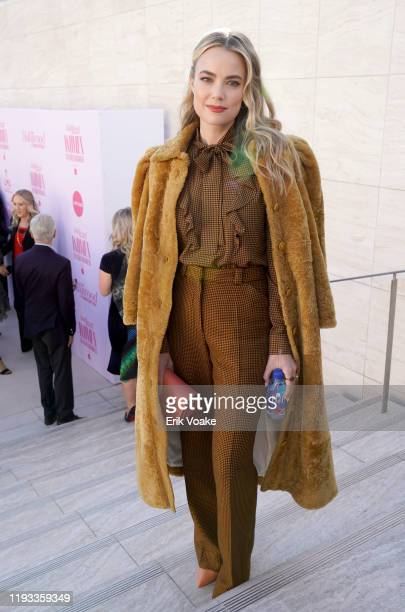 Rebecca Rittenhouse attends FIJI Water at The Hollywood Reporter's 28th Annual Women in Entertainment Breakfast at Milk Studios on December 11 2019...