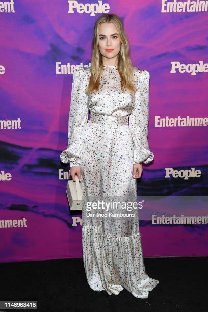 Rebecca Rittenhouse attends the Entertainment Weekly PEOPLE New York Upfronts Party on May 13 2019 in New York City