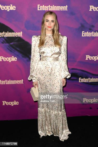 Rebecca Rittenhouse attends the People Entertainment Weekly 2019 Upfronts at Union Park on May 13 2019 in New York City