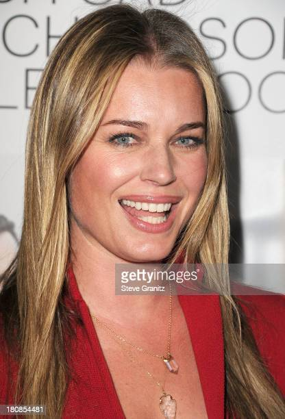 Rebecca Romijn arrives at the 'Thanks For Sharing' Los Angeles Premiere at ArcLight Hollywood on September 16 2013 in Hollywood California