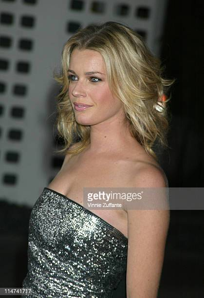 """Rebecca Romijn attending the premiere of """"The Punisher"""" at the Archlight Theatre in Hollywood, California 04/13/04"""