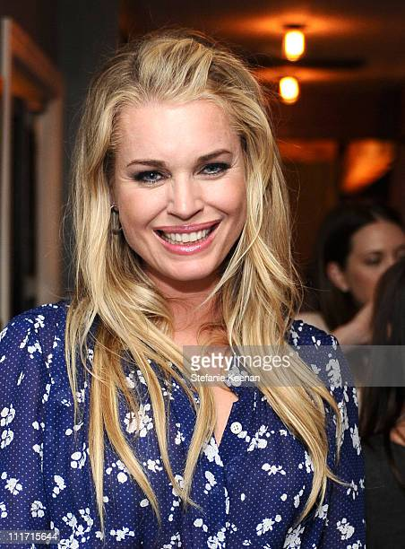 Rebecca Romijn attends Launch Of JustFabulous With Jessica Paster on April 5 2011 in Los Angeles California