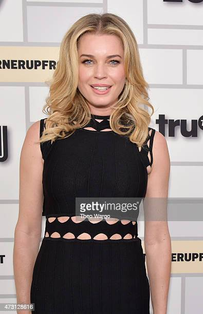 Rebecca Romijn attends the Turner Upfront 2015 at Madison Square Garden on May 13 2015 in New York City JPG