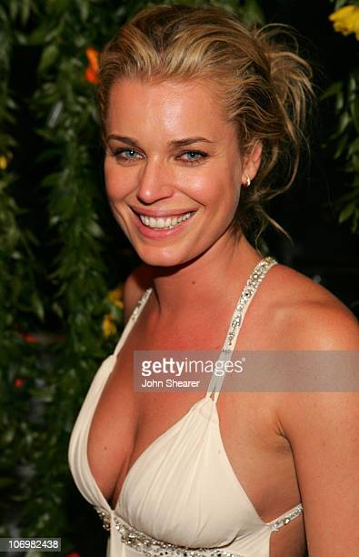 Rebecca Romijn during 2006 Cannes Film Festival Rebecca Romijn Hosts Dinner with Cast and Friends of XMen The Last Stand at Budweiser Select Big...