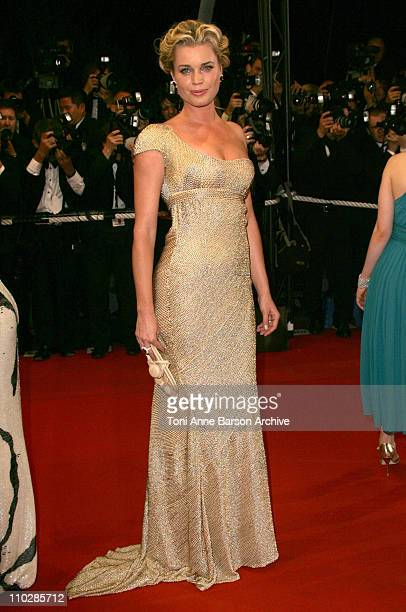 Rebecca Romijn during 2006 Cannes Film Festival XMen 3 The Last Stand Premiere at Palais des Festival in Cannes France