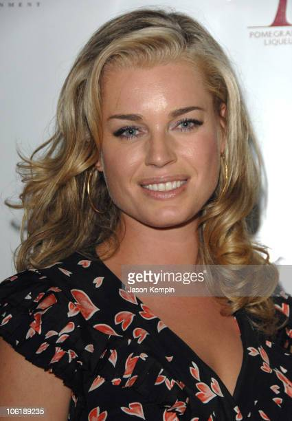 Rebecca Romijn during And 3 Arts Entertainment New York TV Upfronts AfterParty May 15 2007 at The Grand in New York City New York United States