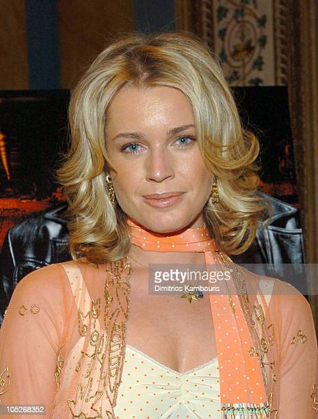 Rebecca RomijnStamos during 2004 ShoWest Lions Gate Films Opening Day Luncheon at Paris Hotel in Las Vegas Nevada United States