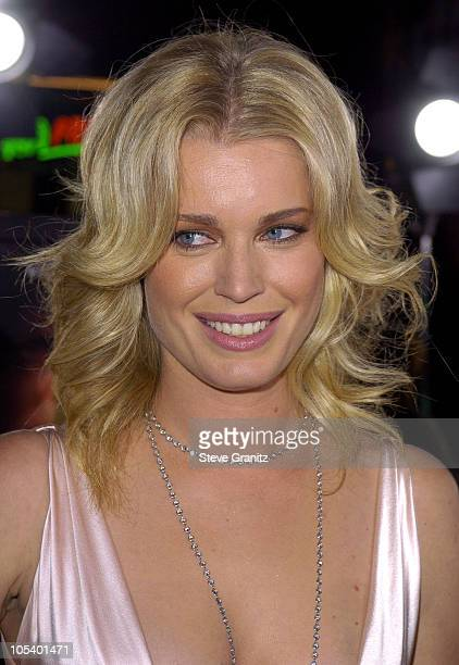Rebecca RomijnStamos during Godsend World Premiere Arrivals at Mann's Chinese Theatre in Hollywood California United States