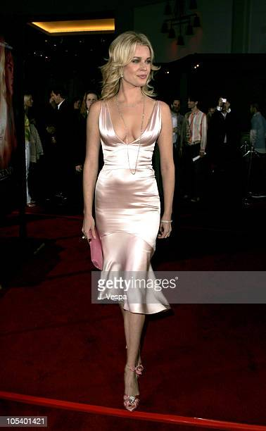 Rebecca RomijnStamos during Godsend World Premiere Red Carpet at Grauman's Chinese Theatre in Hollywood California United States