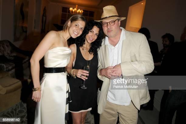 Rebecca Sinn Carolyn Rafaelian Todd Eberle==INTERVIEW STUART PARR and ALEX ANI launch NATALIE PORTMAN and CHRISTINE AYLWARD'S MAKINGOFCOM==The Marble...