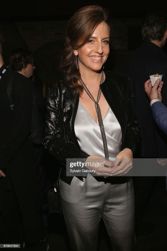 Rebecca Skloot attends 'The Immortal Life Of Henrietta Lacks' New York Premiere - After Party at TAO Downtown on April 18, 2017 in New York City.