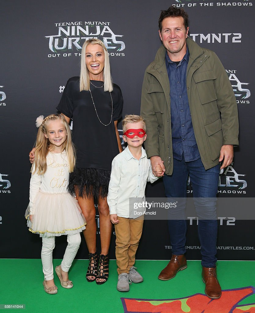 Teenage Mutant Ninja Turtles 2 Australian Premiere - Arrivals