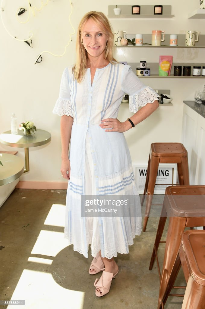 Rebecca Taylor attends the Eberjey x Rebecca Taylor Launch Event at Chillhouse on August 23, 2017 in New York City.