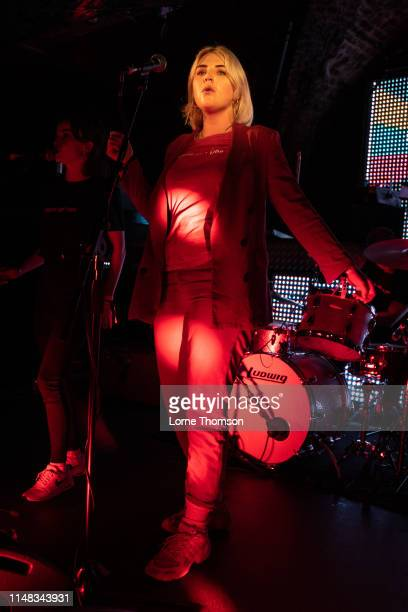 Rebecca Taylor of Self Esteem performs at Coalition on May 10 2019 in Brighton England