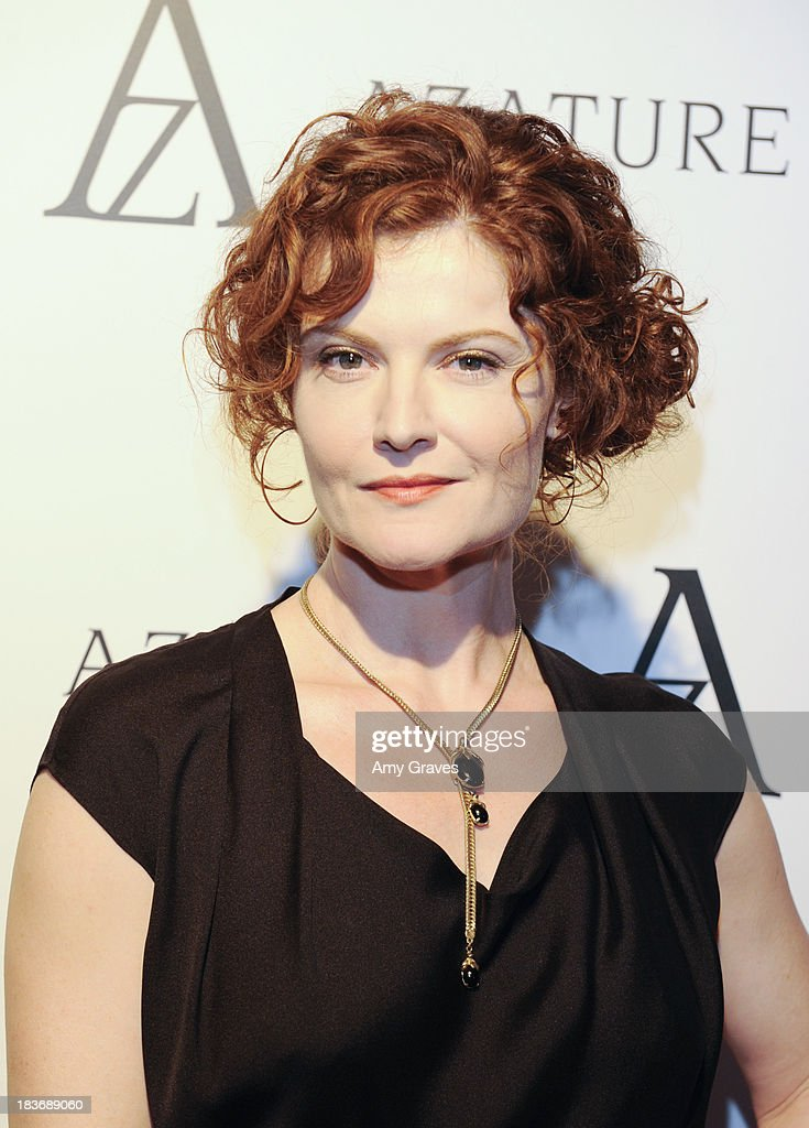 Rebecca Wisocky attends the Black Diamond Affair Presented by Azature at Sunset Tower on October 8, 2013 in West Hollywood, California.
