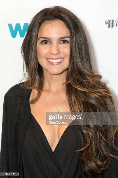 Rebeka Montoya attends With Love From California A Night Of One Act Plays Benefiting Hurricane Relief Efforts Through Team Rubicon at The Pico...