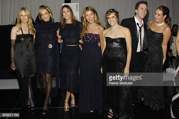 Rebekah McCabe Emma Goergen Cristina Greeven Cuomo Nina Garcia and Alexandra Lebenthal attend The Tenth Annual WINTER WONDERLAND BALL Sponsored by...