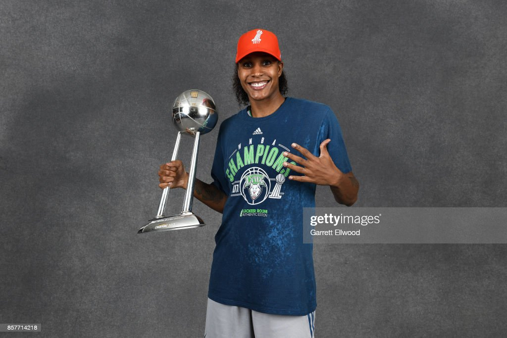 WNBA Finals - Game Five