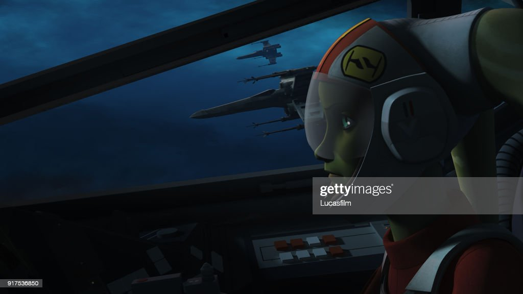 REBELS - 'Rebel Assault' - Hera leads a courageous attack against the forces of Grand Admiral Thrawn, but when things go awry, her battle to win must become a daring escape if she is to survive. This episode of 'Star Wars Rebels' airs Monday, November 13 (9:00 - 9:30 P.M. EST) on Disney XD. HERA