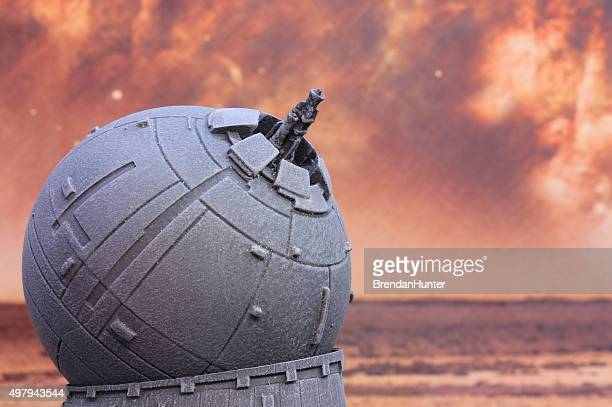 rebel guns - star wars stock pictures, royalty-free photos & images