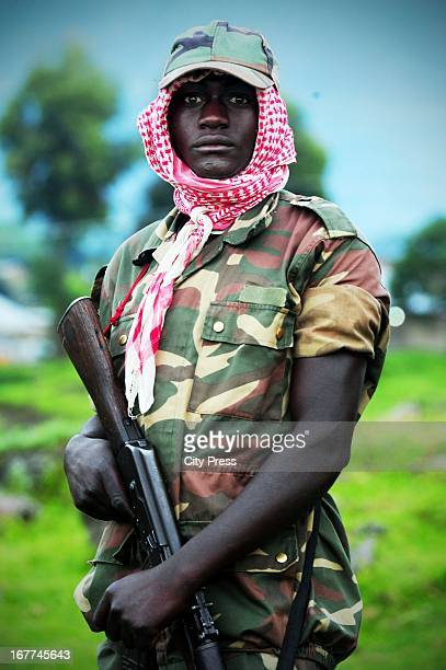 A M23 rebel on April 27 in Rutshuru Democratic Republic of the Congo The group is strengthening its tactics following a resolution by the UN to...