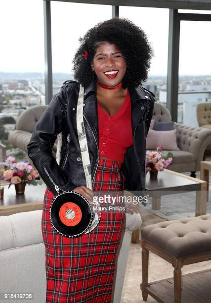 Rebel Rea attends LOVE FEST Women's Networking Event at The Jeremy Hotel on February 14 2018 in Los Angeles California