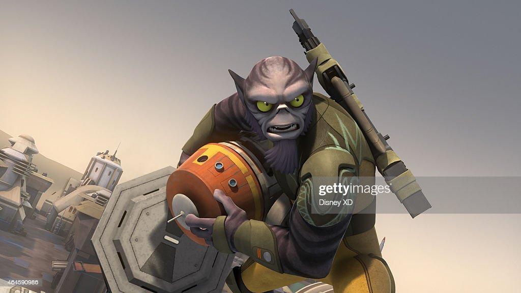 Disney XD's 'Star Wars Rebels' - Season One : ニュース写真