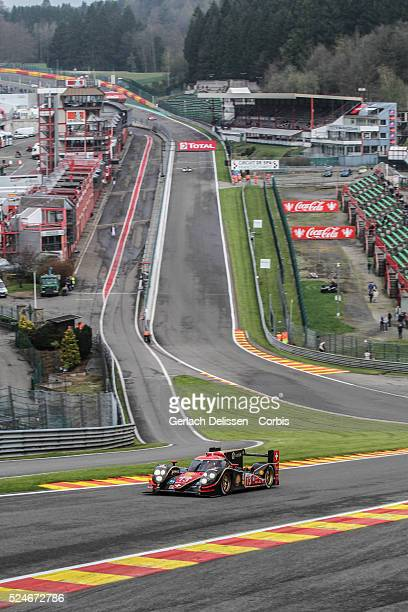 Rebellion Racing, Lola B12/60 Coupe - Toyota, Andrea Belicchi / Mathias Beche / Cong Fu Cheng in action during Free Practice 1 for Round 2 of the FIA...