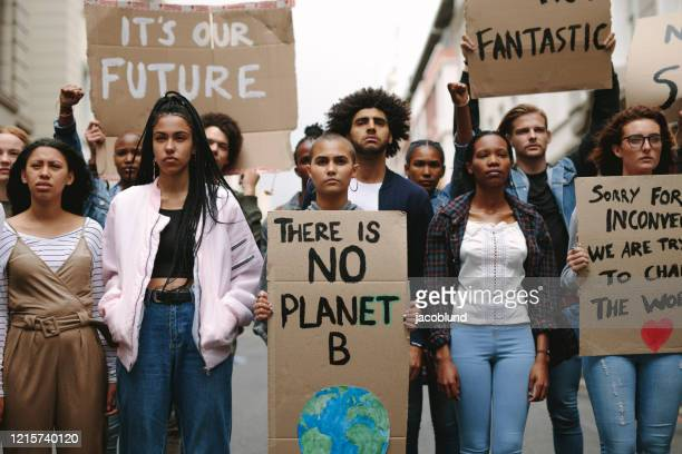 Rebellions doing a silent protest over global warming
