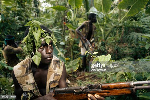 Rebels of the Bougainville Revolutionary Army