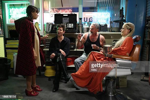 RECREATION Recall Vote Episode 607 Pictured Rashida Jones as Ann Perkins Adam Scott as Ben Wyatt Richard Burch as Hermann Lerpiss Amy Poehler as...
